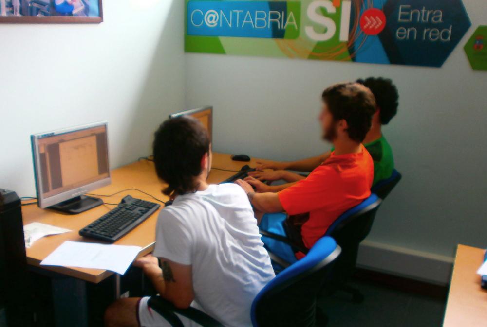 Los Jóvenes Del Csj De Cantabria Participan En Un Curso De Iniciación Al Manejo De Herramientas Informáticas Fundación Diagrama