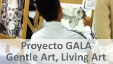 GALA. Gentle Art, Living Art